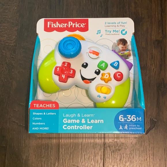 Fischer Price Game Controller